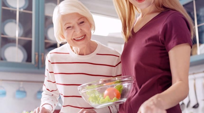 Nutrition Assistance Programs Failing for Elderly