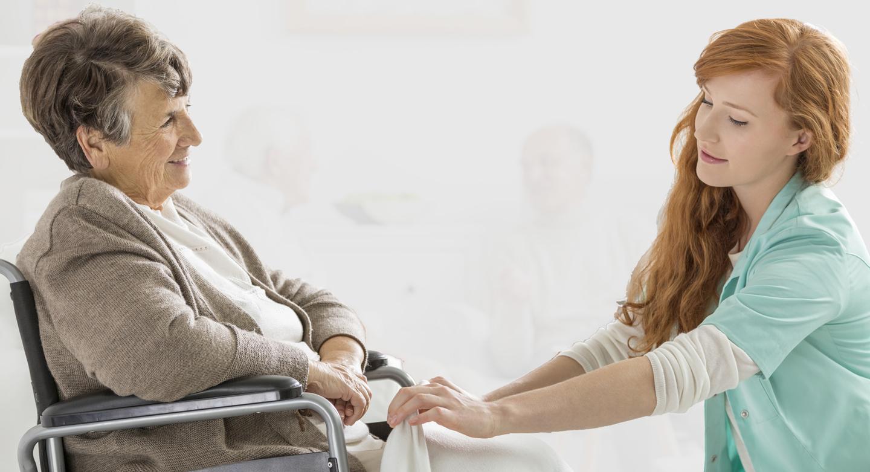 Live-In Home Care Caregiver