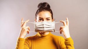 N95, Cloth Masks Still In Demand One Year After COVID-19 Outbreak