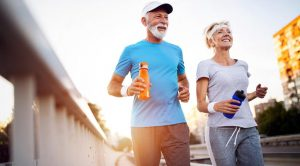 Healthy Diet and Exercise in Midlife May Prevent Serious Health Conditions in Senior Years