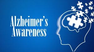 What is getting in the way of caregiving for a loved one with ALZ?